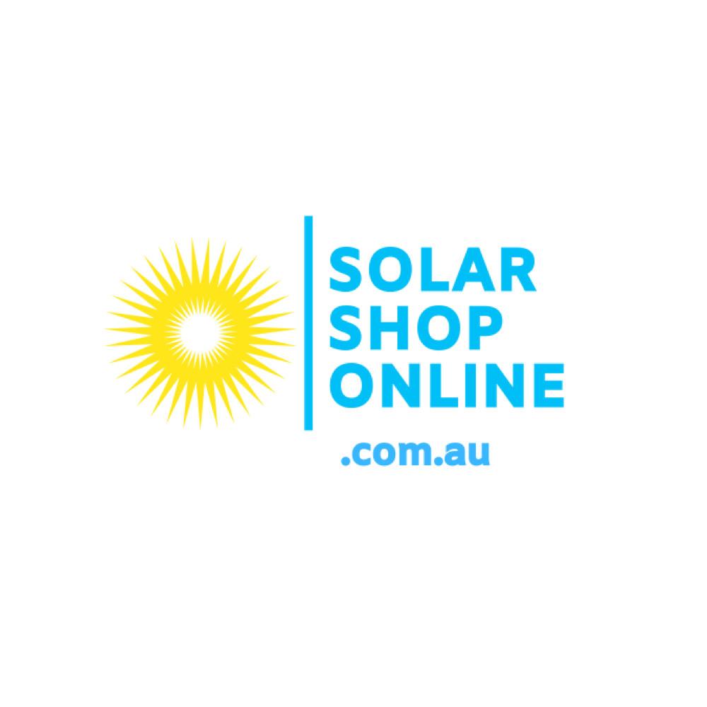 solar shop online logo